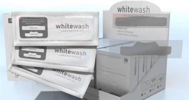 >WhiteWash Whitening Strips