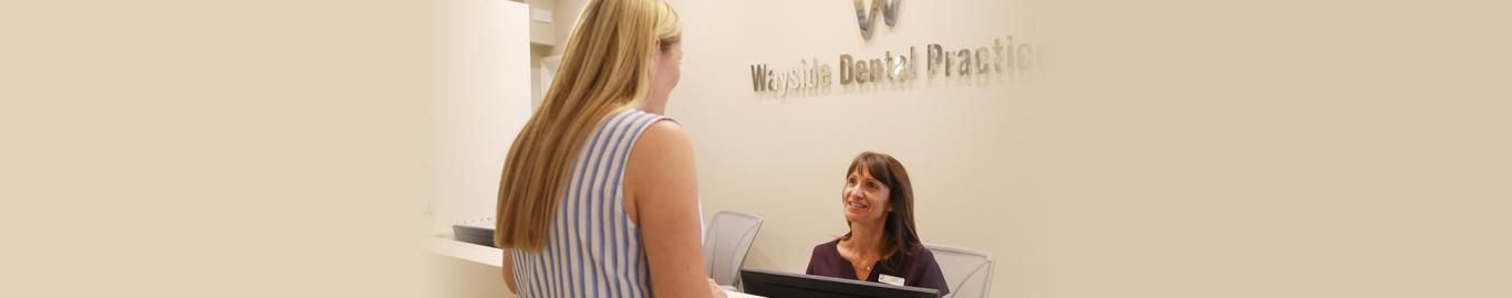 Wayside Dental Contact Details
