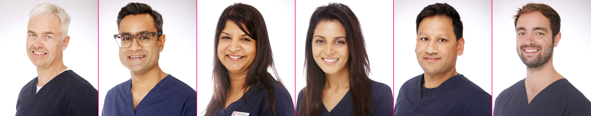 Meet The Team at Wayside Dental Practice