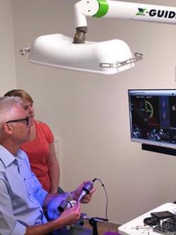 Nobel Biocare's X-Guide 3D Navigation